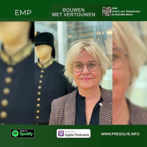 Presolve Podcast Bouwen met Vertrouwen #5 - Michèle Blom