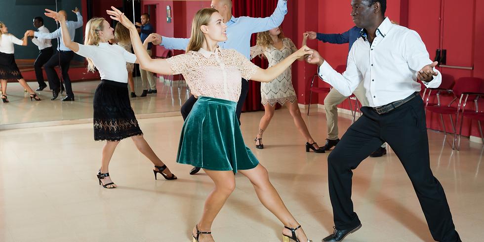 Jazz Jive Swing – Lindy Hop