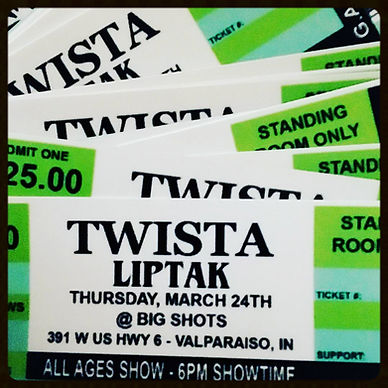 Twista/Liptak Show