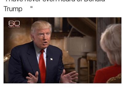 Has BN Gone Trump?