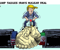 Art of the Iran Deal: Conspiracy