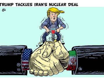 Art of the Iran Deal: Conspiracy