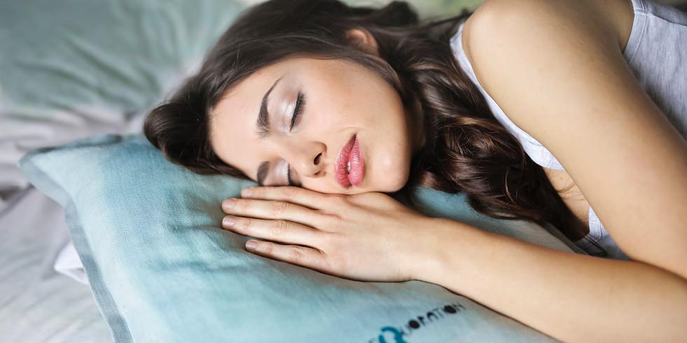 外出自粛のいま体調を整えるには(1)睡眠