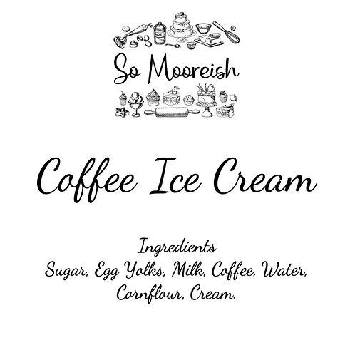 Coffee Ice Cream, 125ml (Pack of 12)