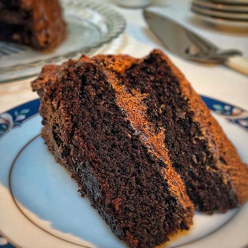 So Mooreish Chocolate Cake