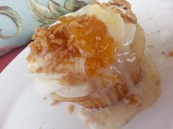 Peach & Citrus Cobbler