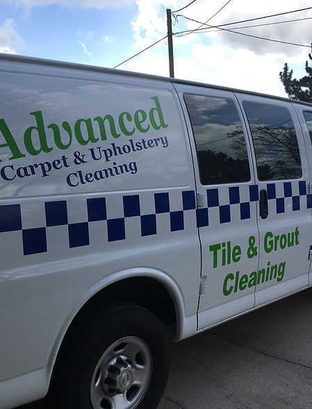 advanced carpet & upholostery cleaning