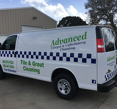 advanced carpet & upholstery cleaning