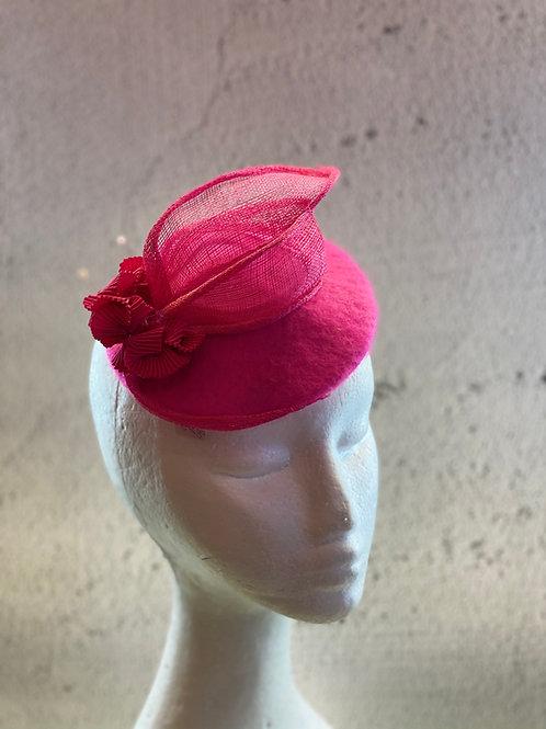 Fascinator hat, Cocktail hat, Lace Hat, Mother of bride, Wedding Hat