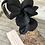 Thumbnail: Fashion Headband, Style Headband, Flower Headband, Black Fascinator