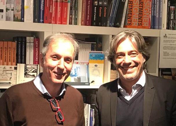 16 maggio 2018 - video intervista con Giorgio  Tartaro