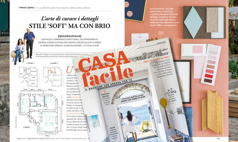 'Classica con brio' on CASA facile
