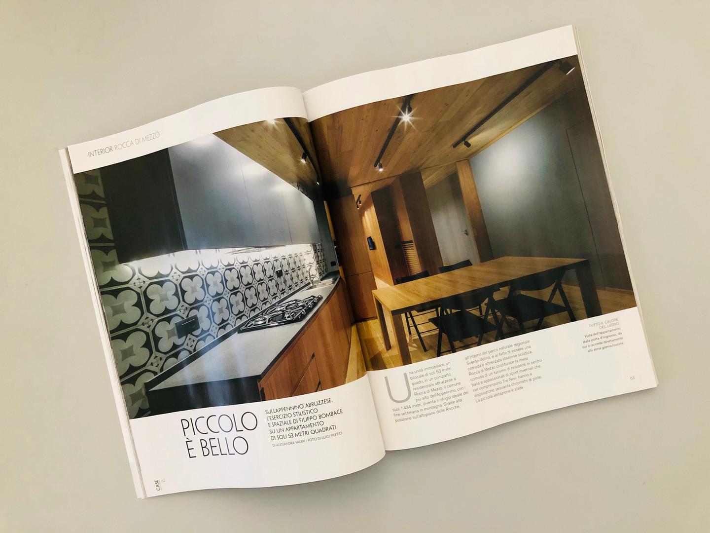 'rifugio caldo' su Case Design Stili di gennaio febbraio 2020