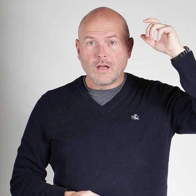 Giving Up   Master Hypnotist Jim Kellner  Weight Loss & Comedy