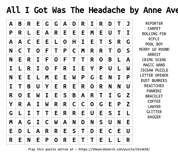 July 2021 HEADACHE word-search-2614658 image.png