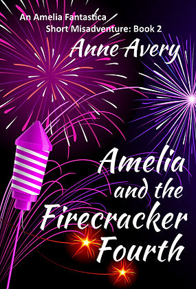 Firecracker ebook Short Misadventure Boo
