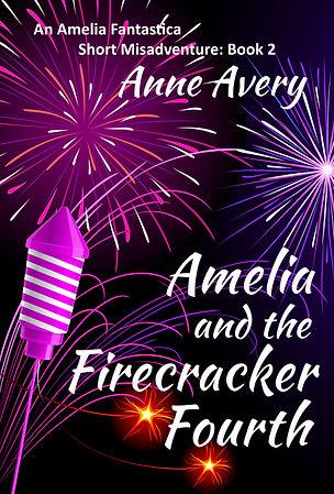 Firecracker ebook Short Misadventure Boo