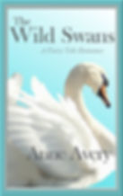 Wild Swans, a historical romance by Anne Avery - fairy tale romance