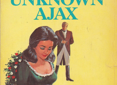 I Remember: THE UNKNOWN AJAX