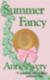 Summer Fancy - a historical romance by Anne Avery