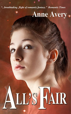 All's Fair - a futuristic romance by Anne Avery