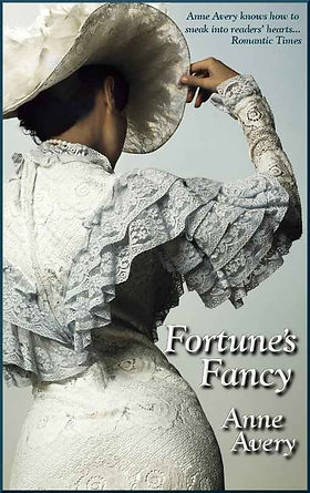 Fortune's Fancy - a historical romance by Anne Avery