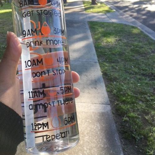 iwantfitness drink bottle 750ml