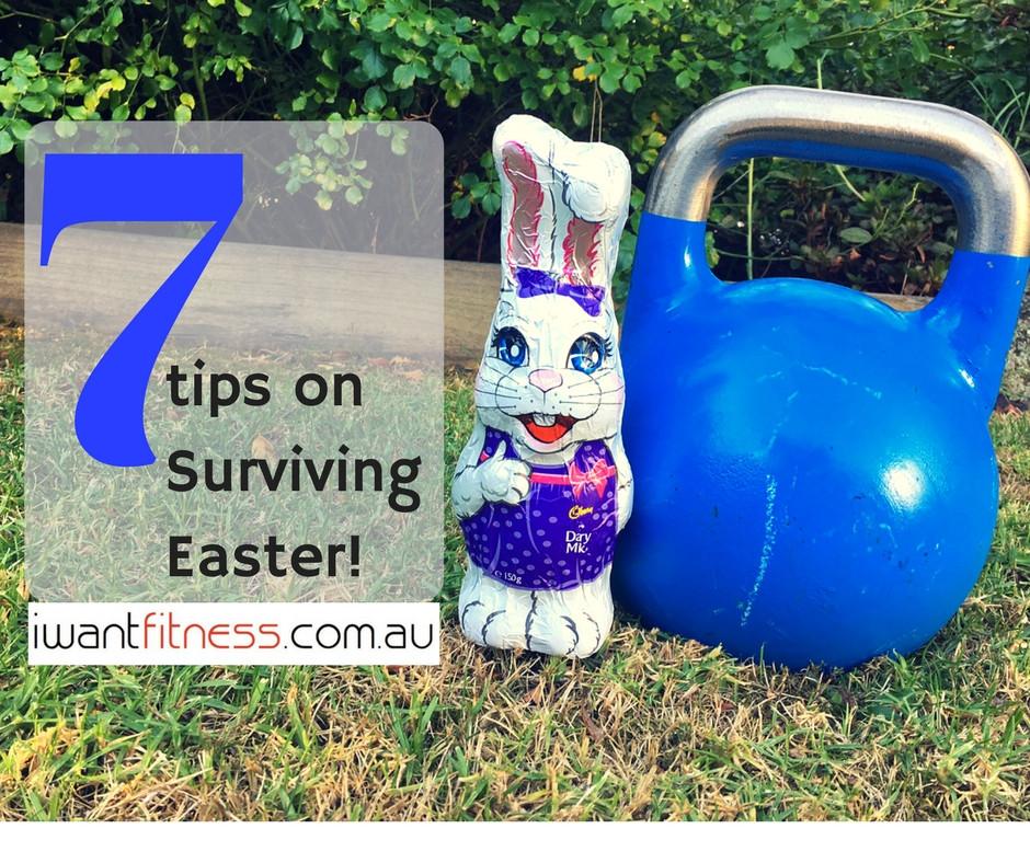 7 Tips on Survivng Easter