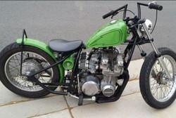 78 Kawasaki Bobber