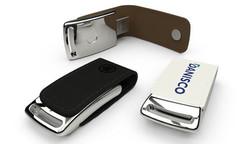 METRO LEATHER USB