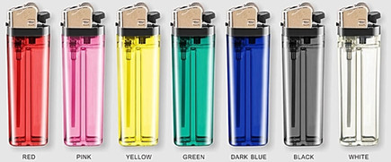 ECO LIGHTER CLEAR