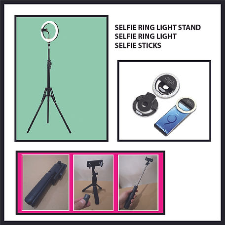 SELFIE PRODUCTS