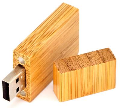 WOOD BLOCK USB
