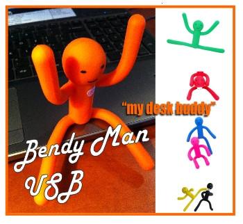 BENDY MAN USB