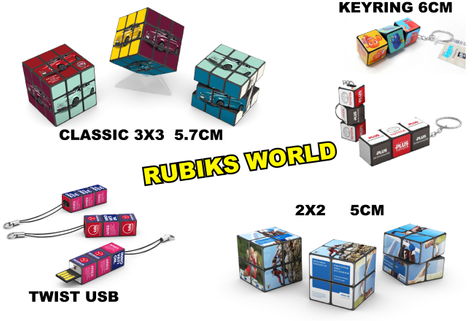 RUBIKS WORLD
