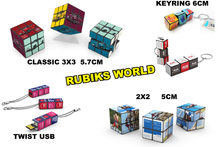 RUBIKS WORLD