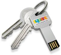 KEY USB SQUARE