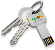 KEY USB SQUARE