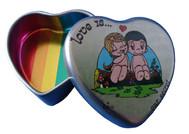 Heart Shape Tin