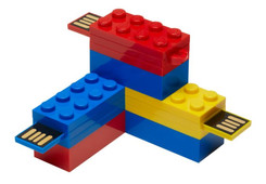 BUILDING BLOCK USB