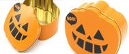 Halloween Tin