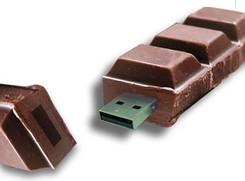 CHOCOLATE USB