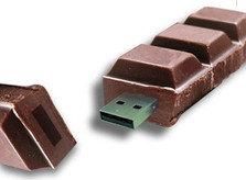 CHOCOLATE USB
