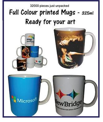 mugs - sublimation mugs