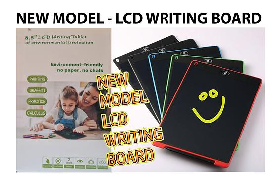 LCD WRITING BOARD - NEW MODEL