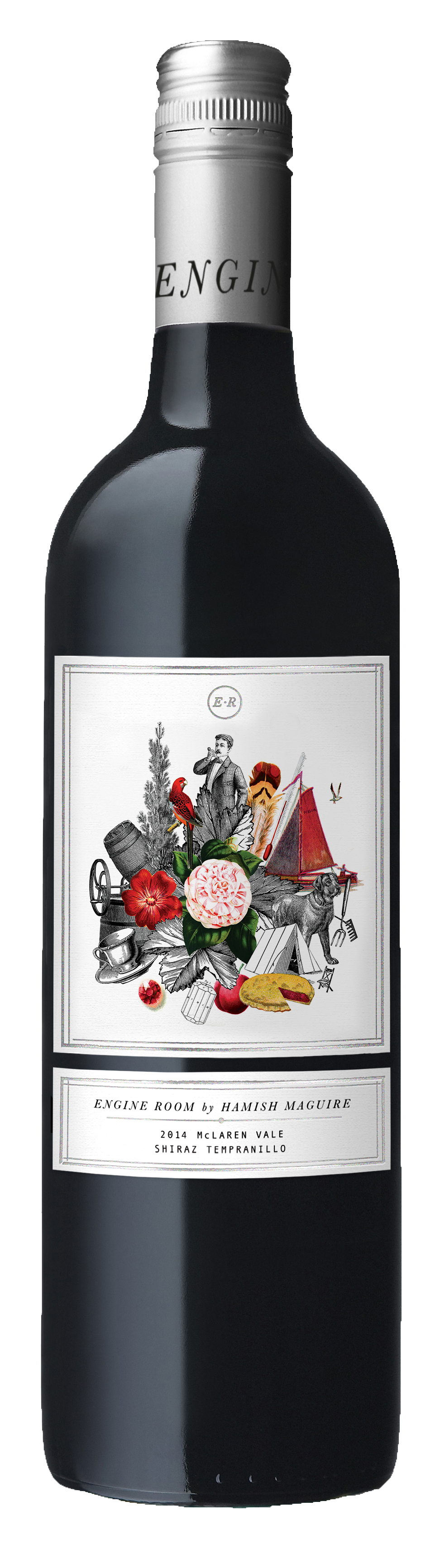 Engine Room SHIRAZ TEMPRANILLO 2018