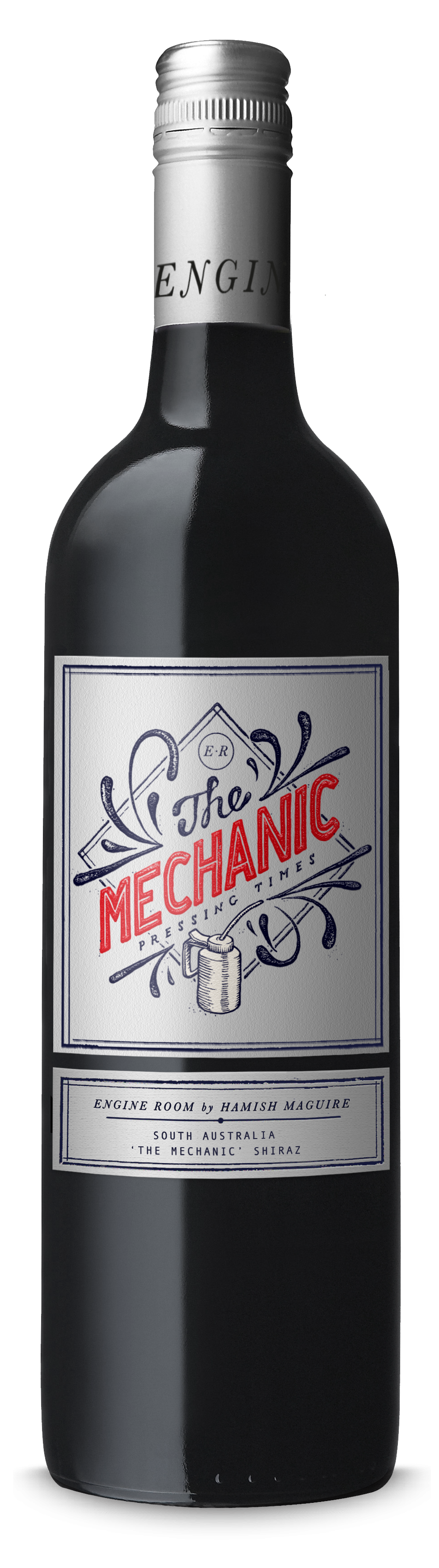 Engine Room THE MECHANIC SHIRAZ 2019