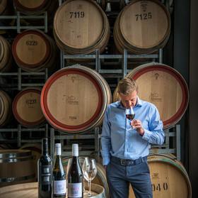 Shottesbrooke Senior Winemaker Hamish Maguire