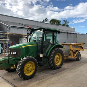 Shottesbrooke Tractor McLaren Vale
