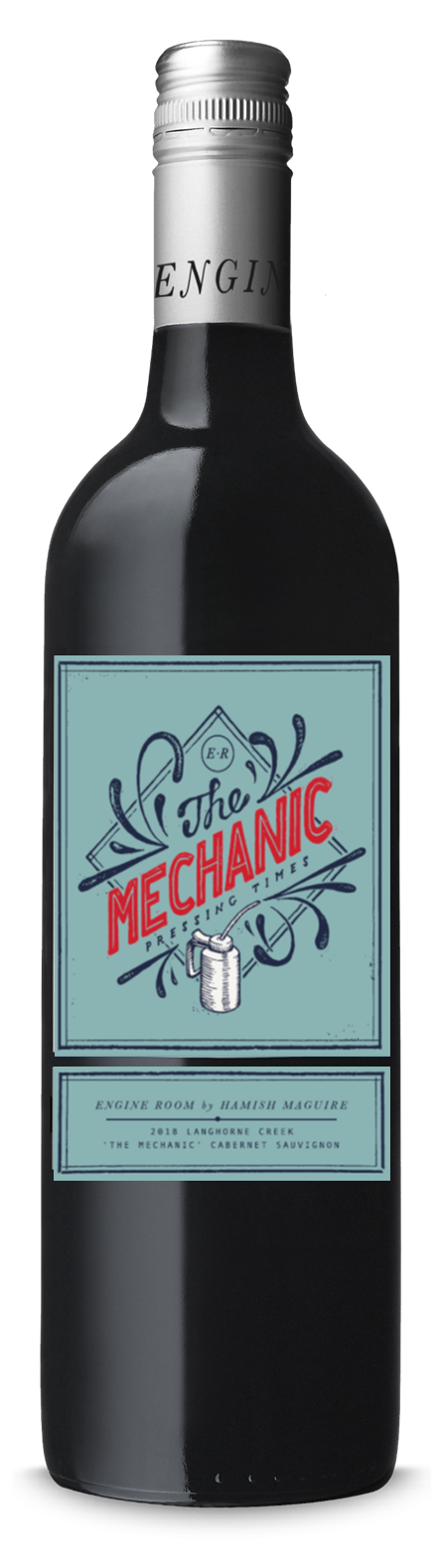 Engine Room THE MECHANIC CABERNET 2019